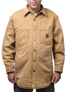 Duck Shirt Jacket-
