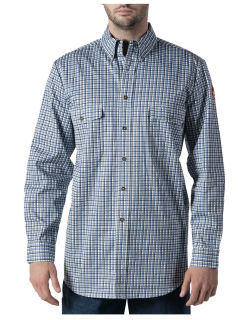 Fr Plaid Workshirt-Walls Fr