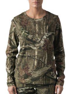56084 LS Camo Tshirt