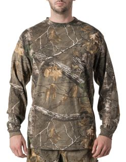 56091 LS Camo Tshirt