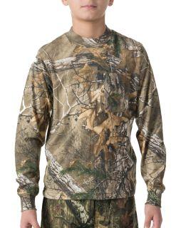 56412 LS Camo Tshirt
