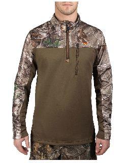 Fleece Pullover Shirt