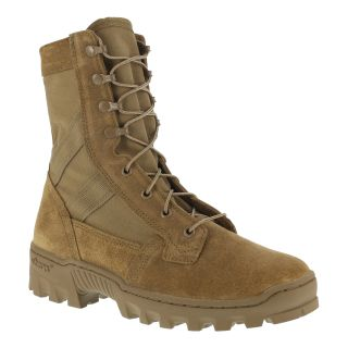 "CM8899 Mens Soft Toe 8"" Hot Weather Military Boot"