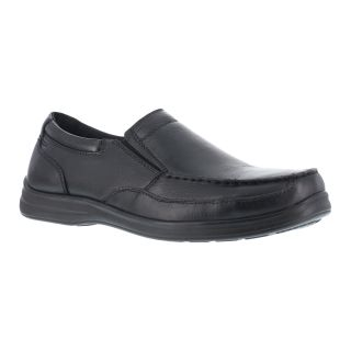 Mens Steel Toe Moc Toe Slip On-Florsheim