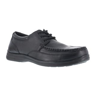 Womens Steel Toe Moc Toe Lace Up-Florsheim