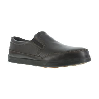 Mens Steel Toe Slip On Oxford-Florsheim