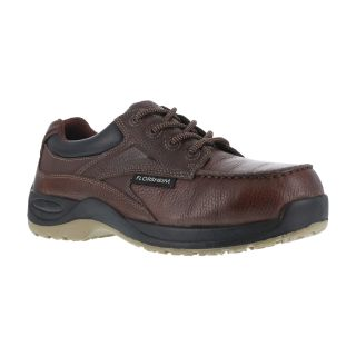 Mens Composite Toe Casual Moc Toe Oxford