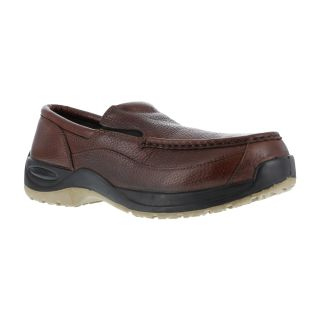 FS2740 Mens Composite Toe Casual Moc Toe Twin Gore Slip-On-