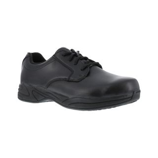 Mens Soft Toe Plain Toe Oxford-Grabbers
