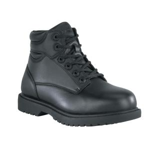 "Mens Steel Toe 6"" Work Boot-Grabbers"