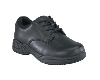Womens Soft Toe Plain Toe Oxford-Grabbers