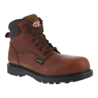 "Mens Composite Toe 6"" Waterproof Work Boot-Iron Age"