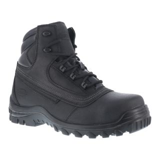 "Mens Steel Toe 6"" Water Resistant Puncture Resistant Work Boot-Iron Age"