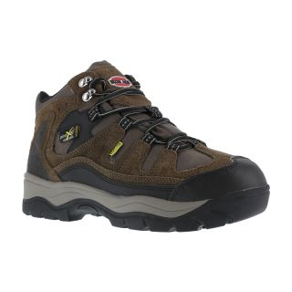 Mens Steel Toe Internal Met Guard Hiker-Iron Age