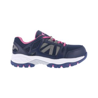 Womens Steel Toe Athletic Work Oxford-