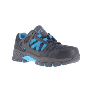 K524 Womens Steel Toe Athletic Work Oxford-Knapp