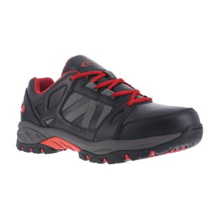 Mens Steel Toe Athletic Work Oxford