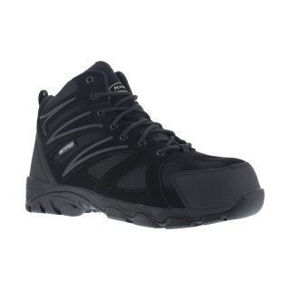 Mens Composite Toe Waterproof Trail Hiker-Knapp