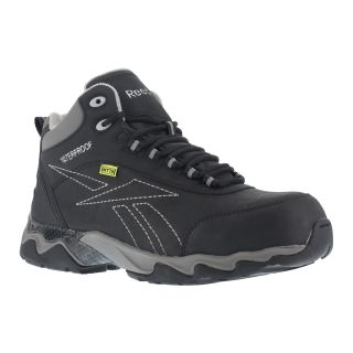 Mens Composite Toe Internal Met Guard Waterproof Athletic Hiker-Reebok
