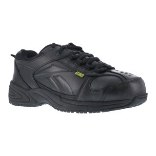 Mens Composite Toe Street Sport Internal Met Guard Oxford-Reebok
