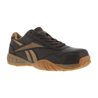 Mens Composite Toe Low Profile Euro Casual Athletic Oxford-Reebok