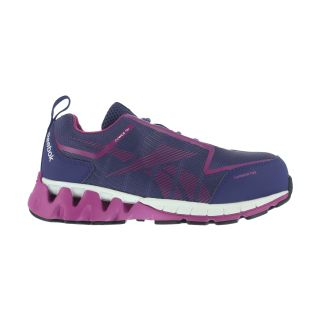 Womens Carbon Toe Athletic Trail Runner Oxford-Reebok