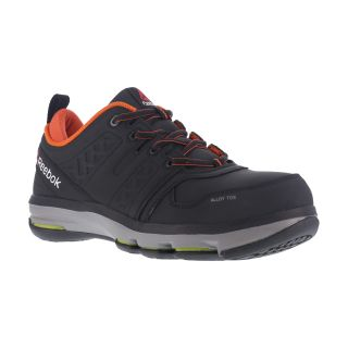 Mens Alloy Toe Athletic Oxford-Reebok