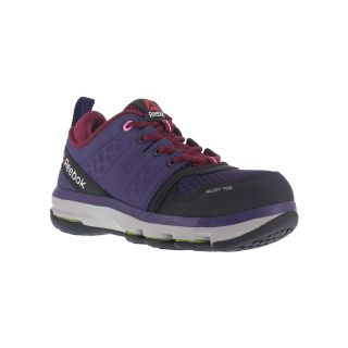 Womens Alloy Toe Athletic Oxford-
