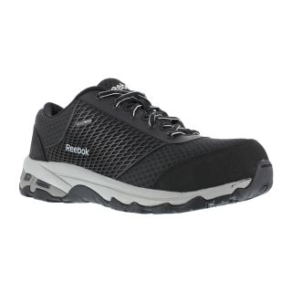 Mens Composite Toe Seamless Athletic Oxford with Nanoweb-Reebok