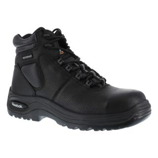 "Mens Composite Toe 6"" Waterproof Puncture Resistant Sport Boot-Reebok"