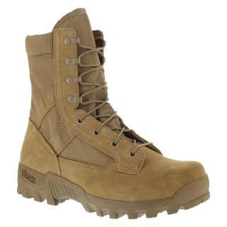 "Mens Soft Toe 8"" Hot Weather Military Boot-Reebok"