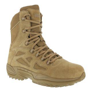 "Womens Soft Toe Stealth 8"" Boot-Reebok"