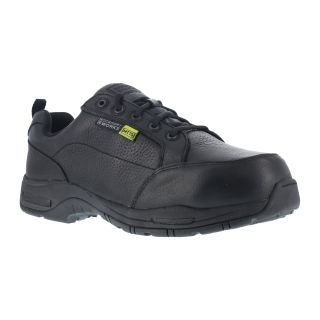 Mens Composite Toe Internal Met Guard Oxford-Rockport Works