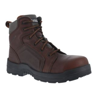 "RK664 Womens Composite Toe 6"" Lace to Toe Waterproof Work Boot-Rockport Works"