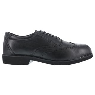 Mens Steel Toe Dress Wing Tip-Rockport Works