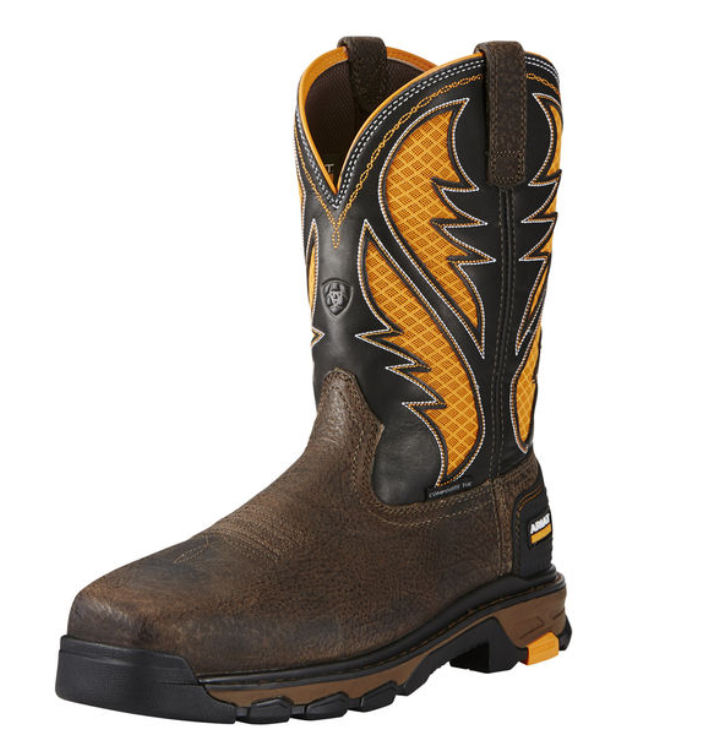 Ariat - Intrepid VentTEK Composite Toe Work Boot-Ariat