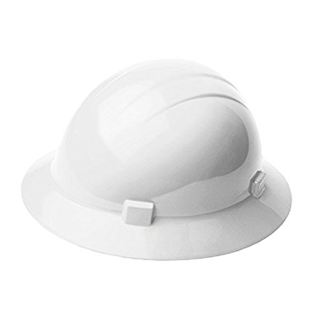 ERB - Americana Full Brim Ratchet Hard Hat-ERB Safety