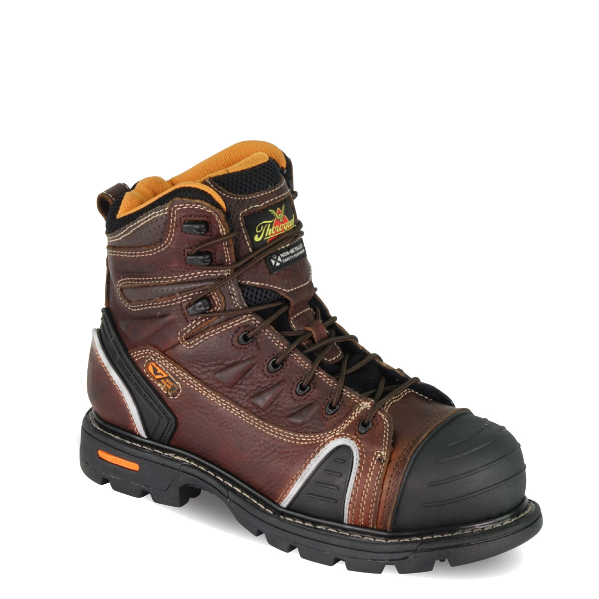 Thorogood - GenFlex2 6 Inch Composite Lace-to-Toe Work Boot-Thorogood Shoes