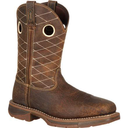 Durango - Workin' Rebel Brown Composite Toe-Durango