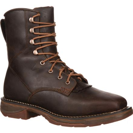 Durango - Workin' Rebel Steel Toe Waterproof Lacer Boot-Durango