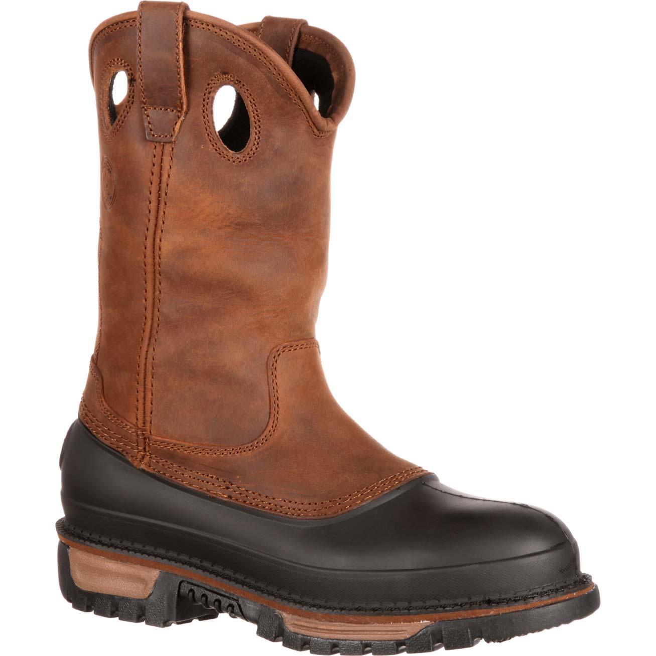 Muddog Steel Toe Waterproof Wellington