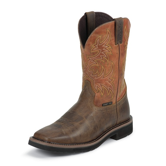 Justin - Switch Composite Toe-Justin Boots
