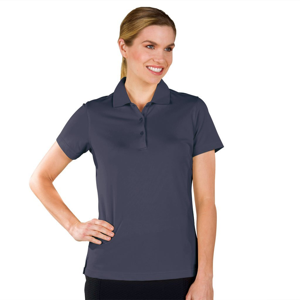 Ladies Short Sleeve Dry Swing Shirt-Monterey Club