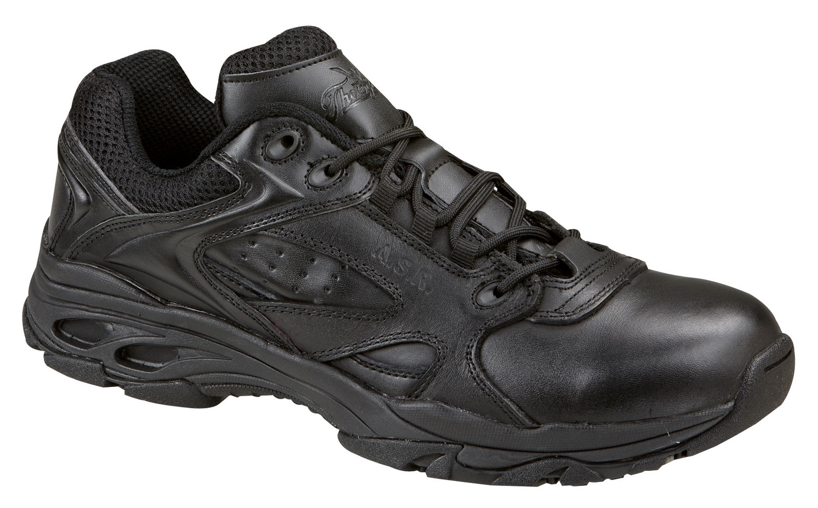 Thorogood  - Men's - Composite Toe Oxford - Black-Thorogood Shoes