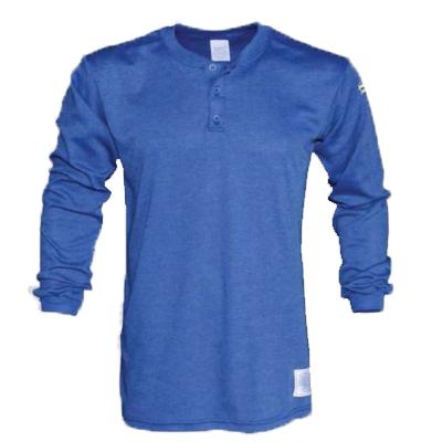 Spentex FR Longsleeve Henley Knit Shirt