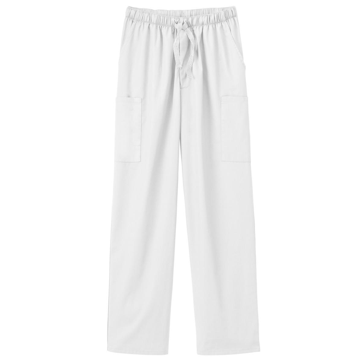 White Swan Fundamentals Unisex Five Pocket Zip Pant