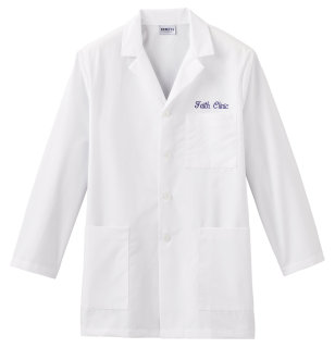 Meta Fundamentals Men's Labcoat
