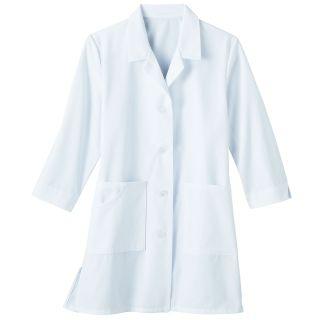 "Meta Fundamentals 33"" 3/4 Sleeve Ladies Labcoat"