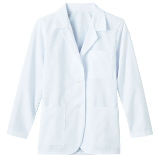 "Meta Fundamentals Ladies 28"" Consultation Lab Coat-"