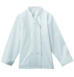 Five Star Ladies 8 Button Chef Jacket
